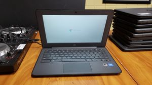 """HP Chromebook Laptop 11.6"""" - G6 EE 1.10GHz 4GB 16GB SSD, we have 10 of these, get a deal if buying more than one. for Sale in Los Angeles, CA"""