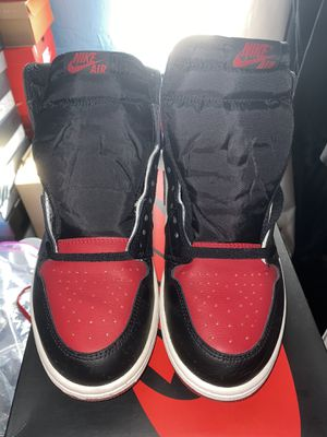 Jordan 1 Bred Toe sz 10 for Sale in Brooklyn, NY