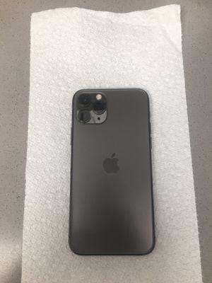 Phone 11 Pro De 256 GB desbloqueado for Sale in Miami, FL
