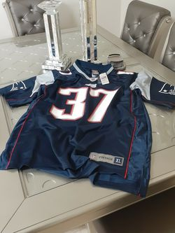 Men's NFL Pro Line Rodney Harrison Navy New England Patriots Retired Player Jersey - Screen Printed for Sale in Chula Vista,  CA