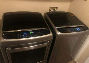 LG washer and dryer for Sale in Dallas, TX
