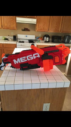 Huge nerf gun MEGA for Sale in Pittsburg, CA