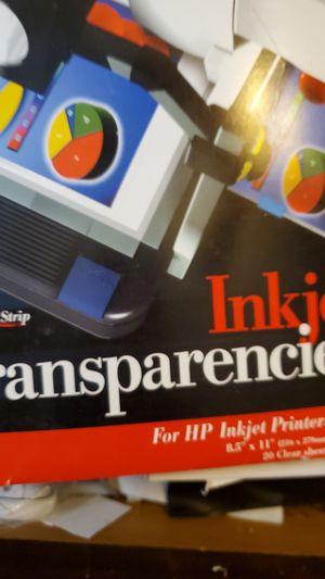Ink jet Transparancies for Sale in Queen Creek, AZ