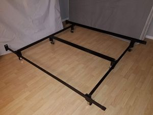 Queen Bed Frame (Box Spring & Queen Bed can be included) for Sale in San Diego, CA