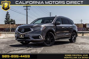 2017 Acura MDX for Sale in Montclair, CA