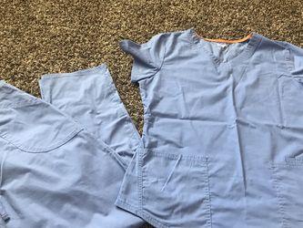 Free Scrubs —- Pants Small, Top Medium for Sale in Glendale,  AZ