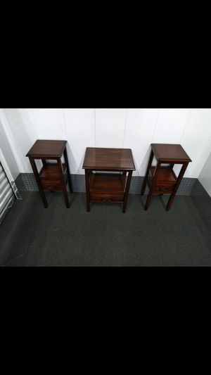 Unique side tables for Sale in Durham, NC
