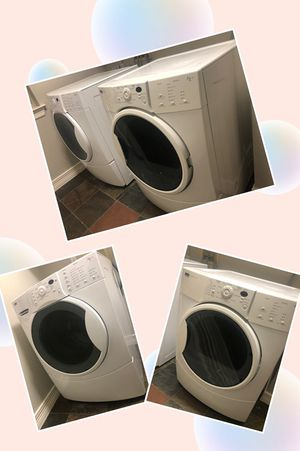 washer and dryer only $300 together for Sale in Plano, TX