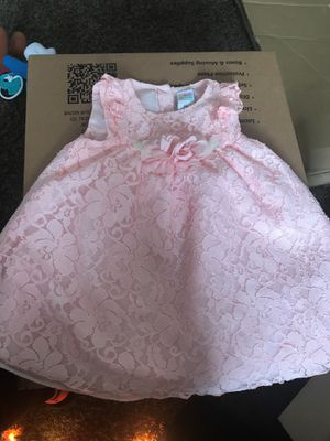 24 months Easter dress worn once for Sale in Richmond, VA