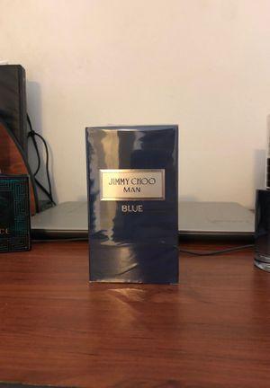 Jimmy Choo Man Blue edt 3.3oz 100 ml for Sale in SUNNY ISL BCH, FL