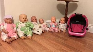 Baby dolls for Sale in Fresno, CA