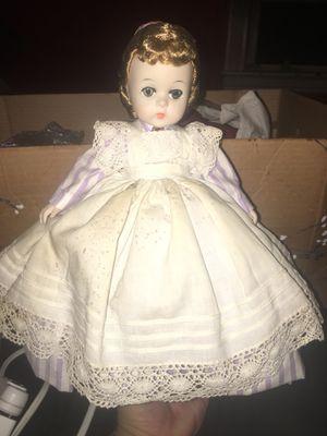Vintage Madame Alexander doll for Sale in Bridgeport, CT
