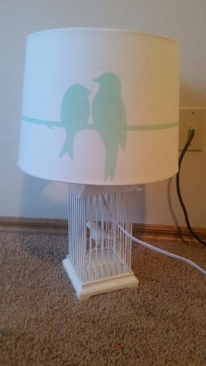 Lamp /new/ very cute! $9.00 for Sale in Choctaw, OK