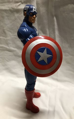 Kids 12 inch Captain America Marvel Action Figure for Sale in Sunrise, FL
