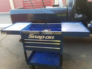 •••••SNAP ON ROLL AWAY TOOL BOX•••• for Sale in Irvine, CA