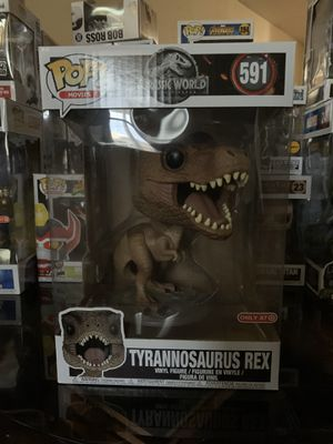 Funko Pop! T-Rex 10 inch for Sale in Irving, TX