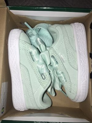NEW * Puma Toddler girl shoes for Sale in Riverside, CA