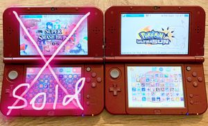 Nintendo new 3DS XL 200+ games 64GB $180 for Sale in Los Angeles, CA