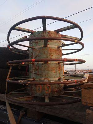 Old Steel Spool for Sale in Kennewick, WA