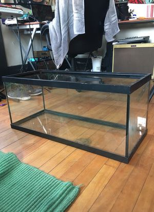 30 gallon reptile/fish tank for Sale in Boston, MA