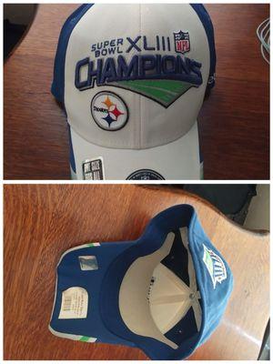 Steelers hat for Sale in Belleville, NJ