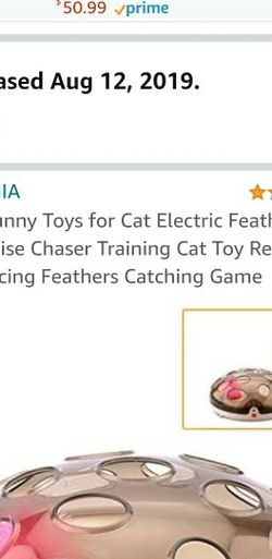 Interactive Funny Toys for Cat   for Sale in Brooklyn, NY