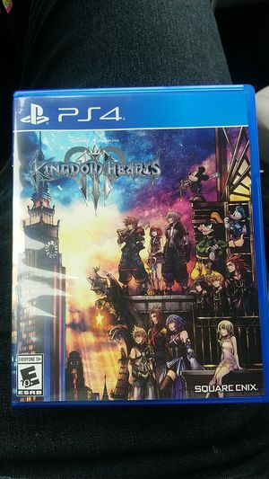 Kingdom hearts 3 for Sale in San Diego, CA