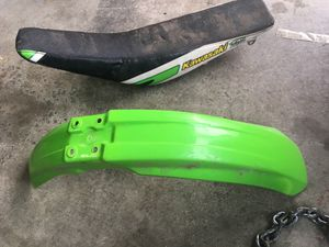 Kawasaki dirt bike parts for Sale in Monroe, WA
