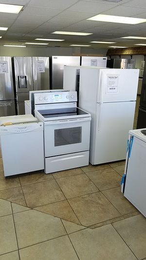 Entire kitchen appliance sets starting at 599 for Sale in New Port Richey, FL