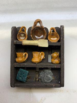 Miniature Kitchen/Miniature Day of the dead decor/Altar decor/Dia de Los muertos decoraciones for Sale in Wheaton, IL