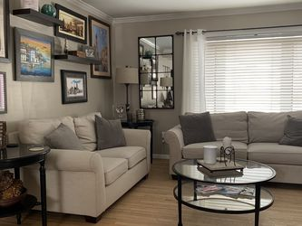 Pottery Barn Comfort Roll Arm Upholstered Sofas for Sale in Crofton,  MD