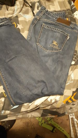 Burberry Jean's size 35 for Sale in Everett, WA