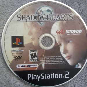 Rare RPG Videogame Shadow Hearts For PlayStation 2 / PS2 for Sale in Hayward, CA