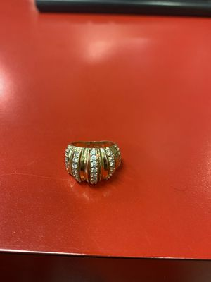 14kt solid gold ring for Sale in Katy, TX
