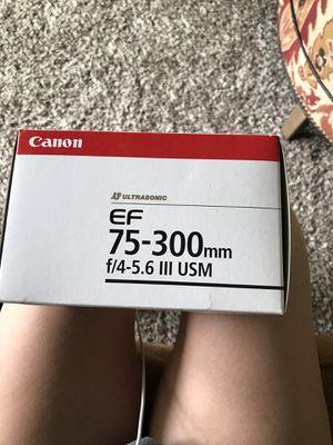 Camera Lens for Sale in Buffalo, NY