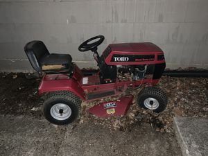 Old Toro riding for Sale in Kansas City, MO