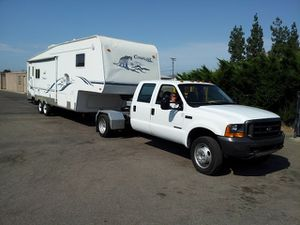 2000 ford F450 crew cab for Sale in Boulevard, CA