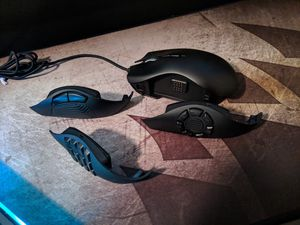 Razer Naga Trinity 7months USED for Sale in Cecil, PA