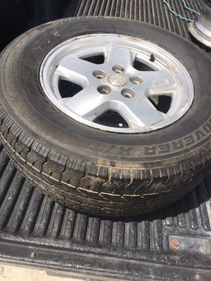""" Jeep Grand Cherokee 16"" wheel & tire "" for Sale in Lancaster, PA"