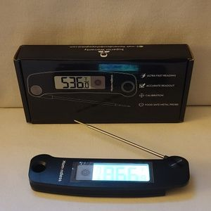 MEAT THERMOMETER Digital Kitchen Food Cooking BBQ Grill Waterproof By HOMENDLESS for Sale in San Jose, CA