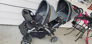 Sit and stand double stroller for Sale in Vancouver, WA