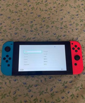 Nintendo switch for Sale in Caliente, CA