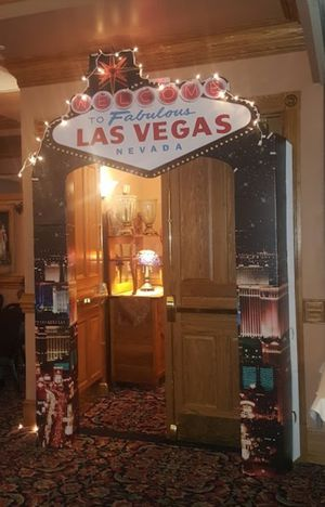 Las Vegas party sign for Sale in Frederick, MD