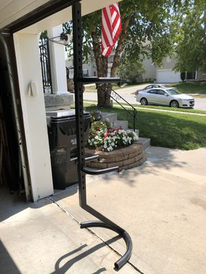 Free standing adjustable bicycle rack for Sale in Omaha, NE