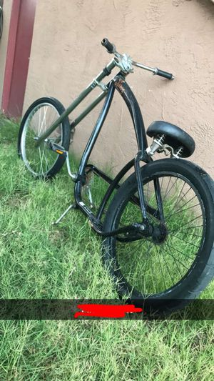 nirve chopper bike for Sale in Long Beach, CA