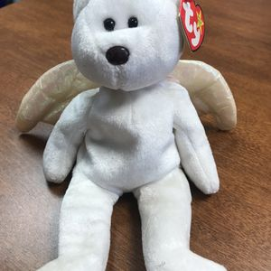 Halo Ty Beanie Baby Mint Condition $200 obo for Sale in Deerfield Beach, FL