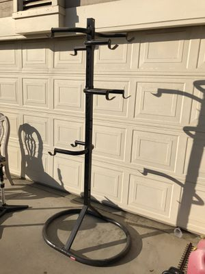 Bike rack (free standing) for Sale in Visalia, CA