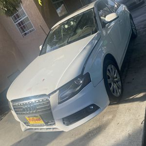 2010 Audi A4 Need Gone Asap ❗️❗️900 OBO,Doesn't Run U Will Need Tow Truck ,Lost Title for Sale in Compton, CA