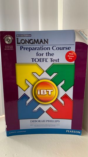 Longman preparation course for the TOEFL test. 2nd edition for Sale in Chicago, IL
