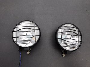 Hella brand, Rally-style, halogen fog lights for Sale in Issaquah, WA